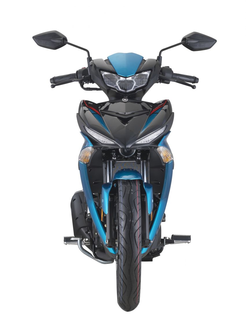 2020 Yamaha Y15ZR in new colours, priced at RM8,168 Image #1206836