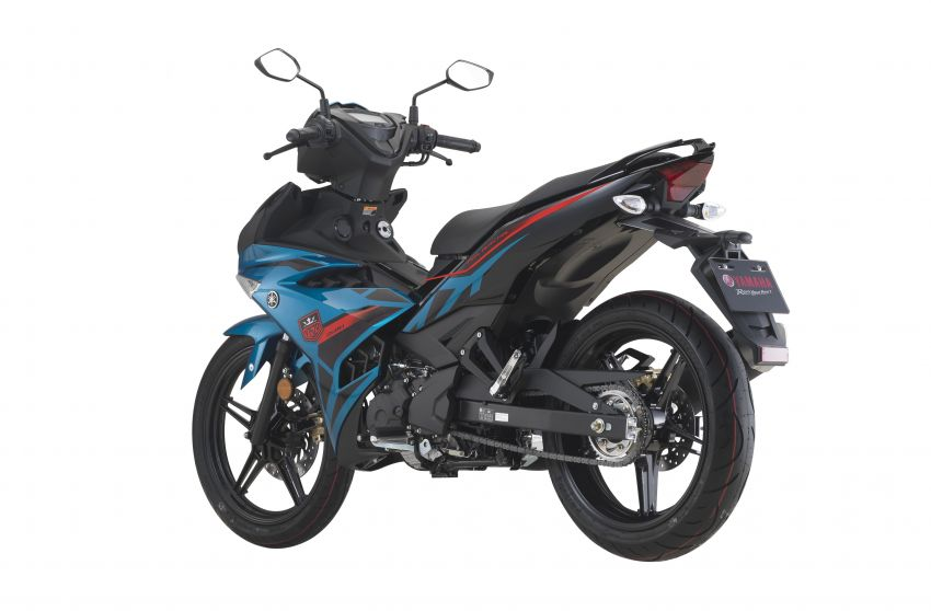 2020 Yamaha Y15ZR in new colours, priced at RM8,168 Image #1206838