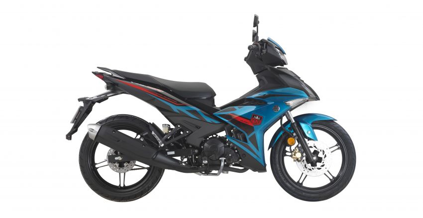 2020 Yamaha Y15ZR in new colours, priced at RM8,168 Image #1206840