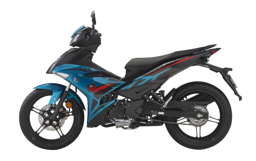 2020 Yamaha Y15ZR in new colours, priced at RM8,168 Image #1206841