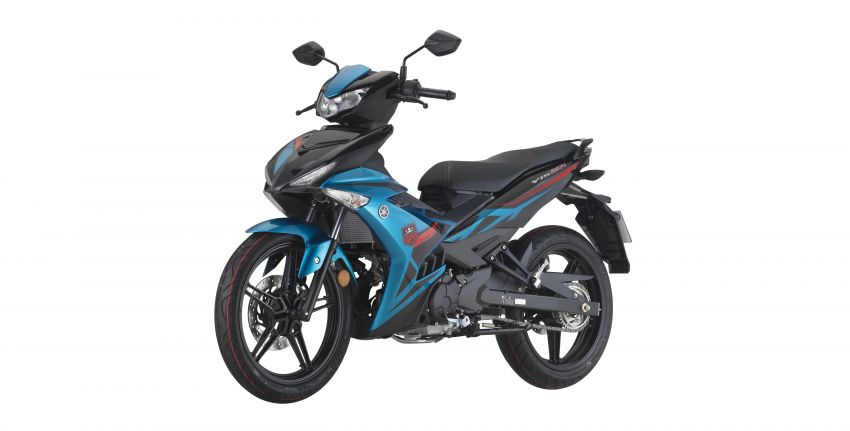 2020 Yamaha Y15ZR in new colours, priced at RM8,168 Image #1206842