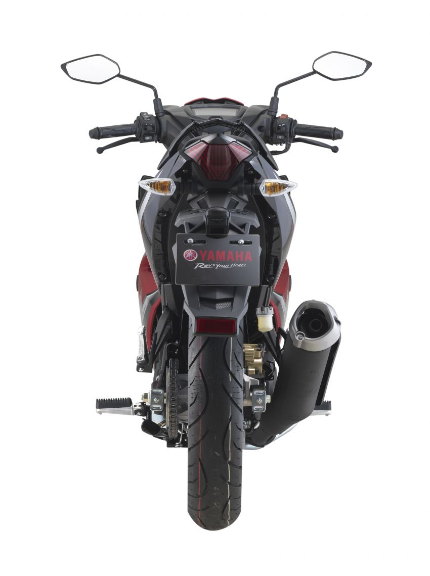 2020 Yamaha Y15ZR in new colours, priced at RM8,168 Image #1206844