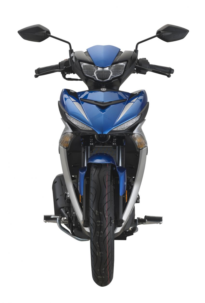2020 Yamaha Y15ZR in new colours, priced at RM8,168 Image #1206828