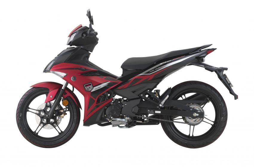 2020 Yamaha Y15ZR in new colours, priced at RM8,168 Image #1206846