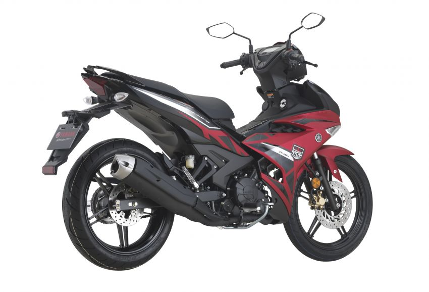 2020 Yamaha Y15ZR in new colours, priced at RM8,168 Image #1206848