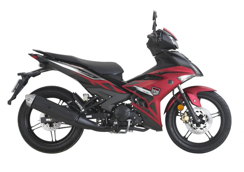2020 Yamaha Y15ZR in new colours, priced at RM8,168 Image #1206849