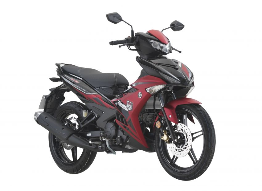 2020 Yamaha Y15ZR in new colours, priced at RM8,168 Image #1206850