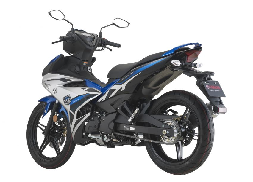 2020 Yamaha Y15ZR in new colours, priced at RM8,168 Image #1206830