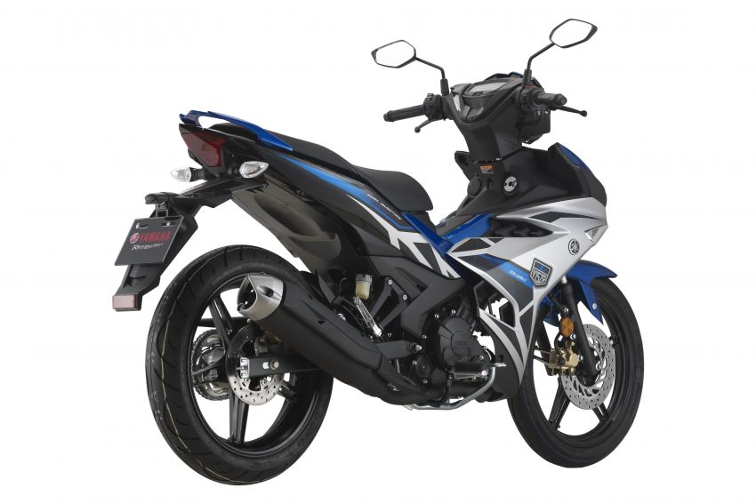 2020 Yamaha Y15ZR in new colours, priced at RM8,168 Image #1206831