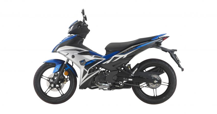 2020 Yamaha Y15ZR in new colours, priced at RM8,168 Image #1206832