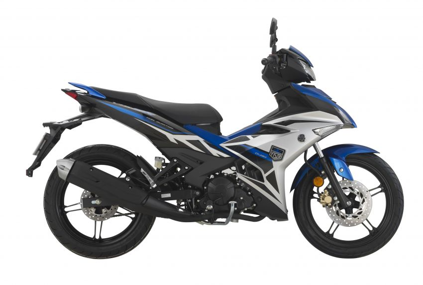 2020 Yamaha Y15ZR in new colours, priced at RM8,168 Image #1206833