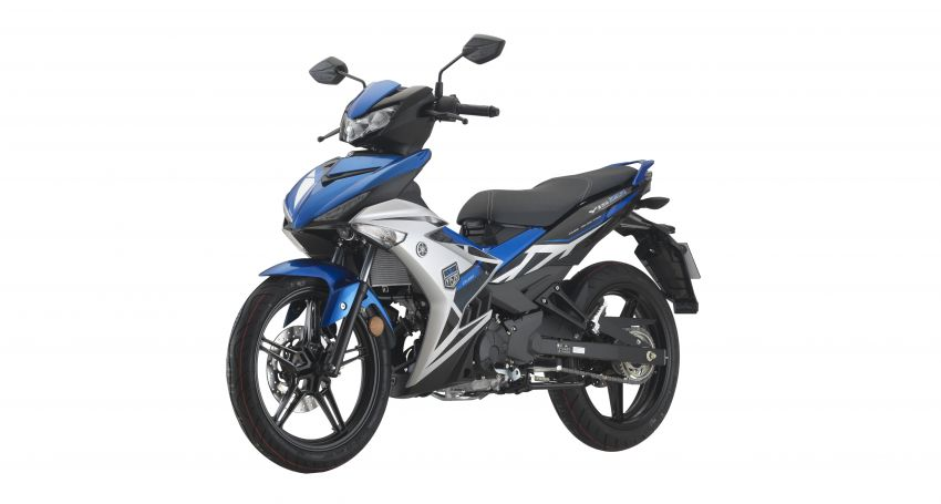 2020 Yamaha Y15ZR in new colours, priced at RM8,168 Image #1206834