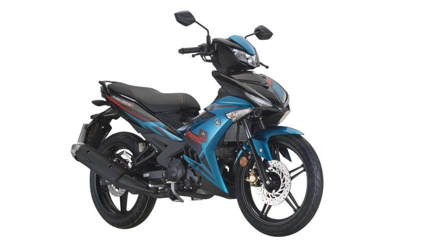 2020 Yamaha Y15ZR in new colours, priced at RM8,168 Image #1206835