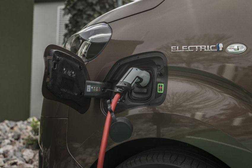 Toyota Proace Verso Electric 2021 didedah di Eropah – dua pilihan bateri, anggaran jarak EV 330 km; 134 hp Image #1211647