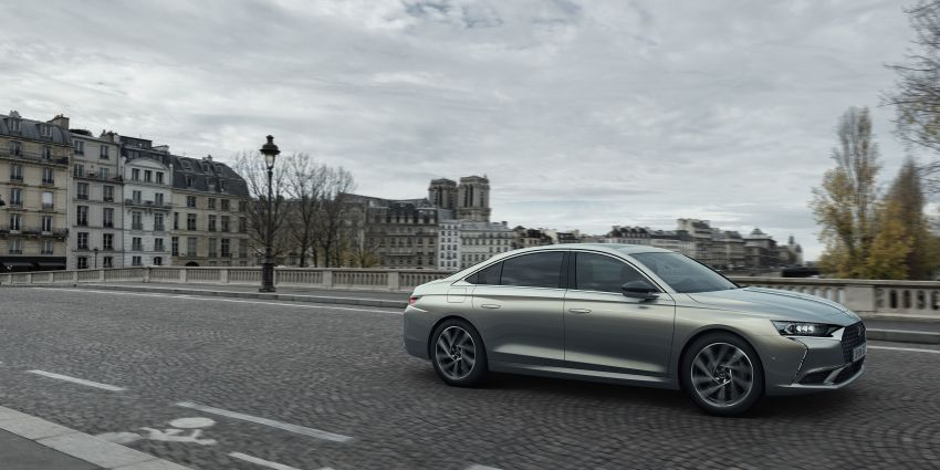 DS9 sedan goes on sale in Europe – from RM231,641 Image #1218091