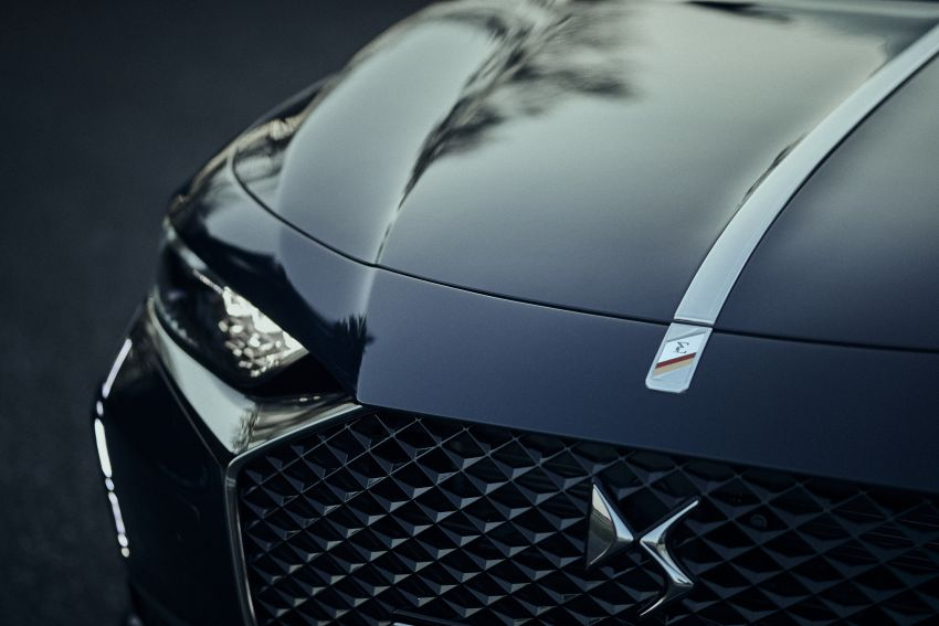 DS9 sedan goes on sale in Europe – from RM231,641 Image #1218101