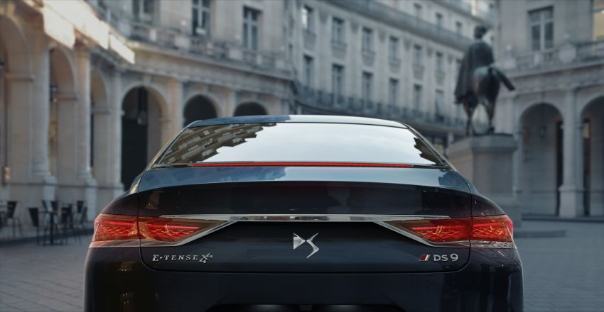 DS9 sedan goes on sale in Europe – from RM231,641 Image #1218100