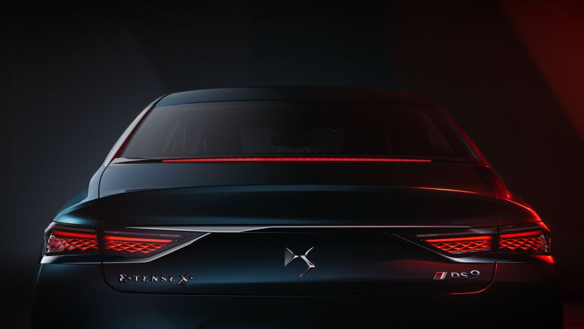 DS9 sedan goes on sale in Europe – from RM231,641 Image #1218096