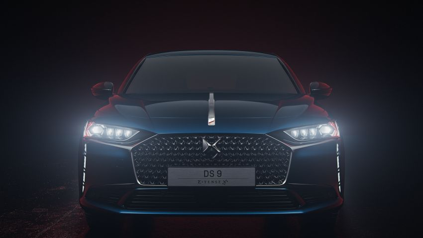 DS9 sedan goes on sale in Europe – from RM231,641 Image #1218095