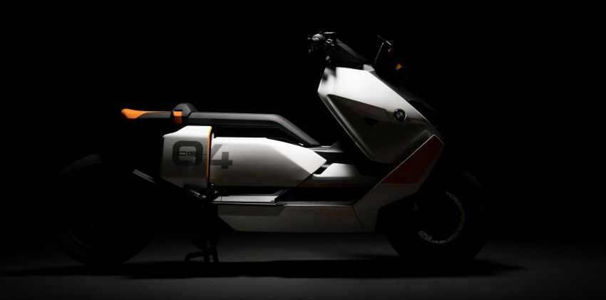 BMW Motorrad introduces Definition CE 04 e-scooter Image #1208048