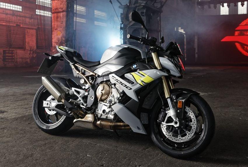 2021 BMW Motorrad S1000R revealed – 165 hp, 115 Nm Image #1214417