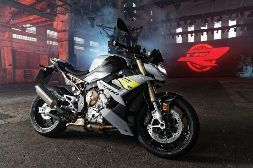 2021 BMW Motorrad S1000R revealed – 165 hp, 115 Nm Image #1214419