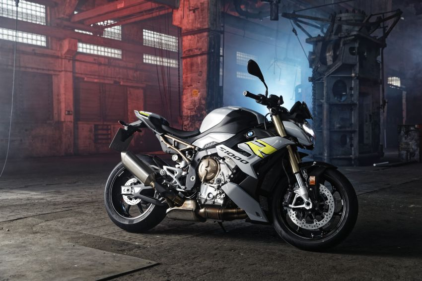 2021 BMW Motorrad S1000R revealed – 165 hp, 115 Nm Image #1214423