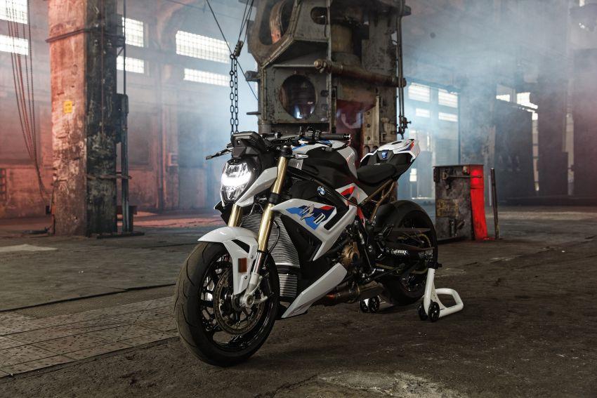 2021 BMW Motorrad S1000R revealed – 165 hp, 115 Nm Image #1214426