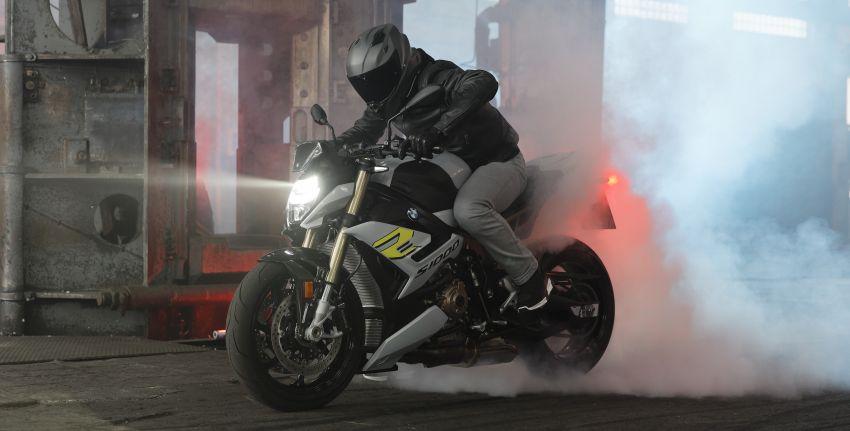 2021 BMW Motorrad S1000R revealed – 165 hp, 115 Nm Image #1214413