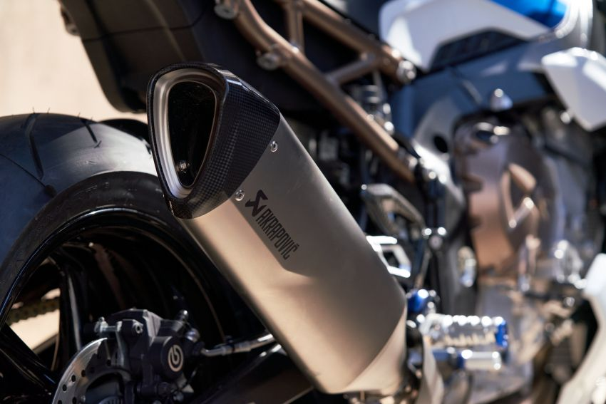2021 BMW Motorrad S1000R revealed – 165 hp, 115 Nm Image #1214399