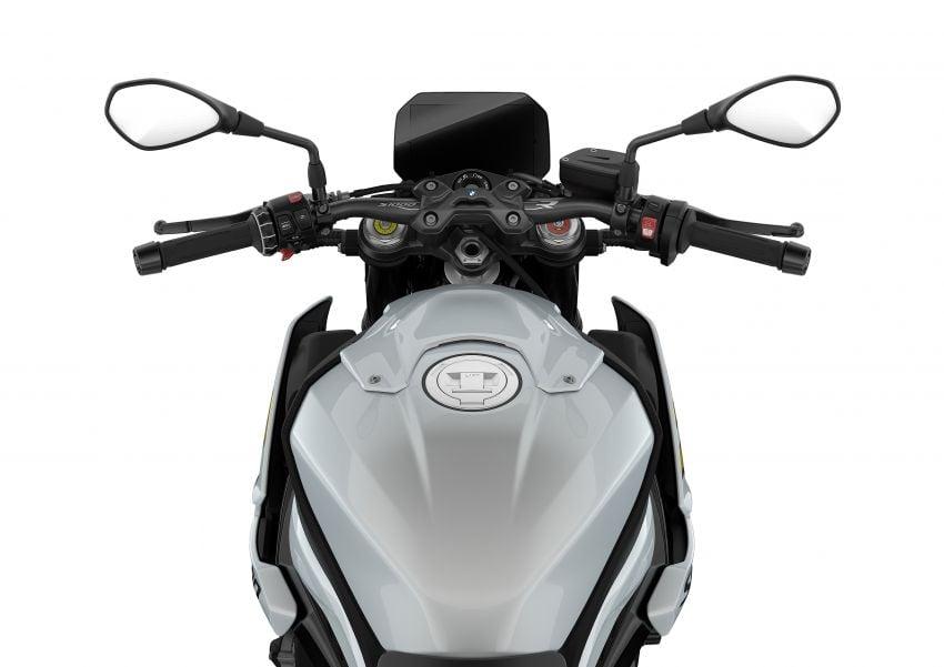 2021 BMW Motorrad S1000R revealed – 165 hp, 115 Nm Image #1214387