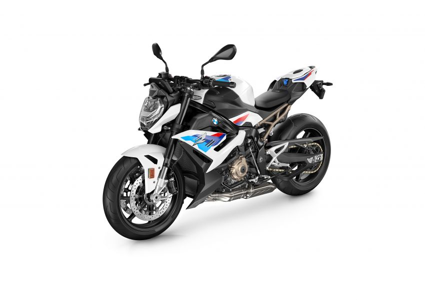 2021 BMW Motorrad S1000R revealed – 165 hp, 115 Nm Image #1214391