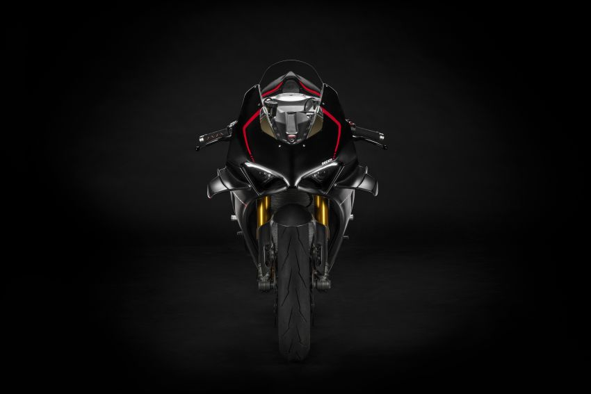 2021 Ducati Panigale V4 SP – limited edition, track only Image #1213484