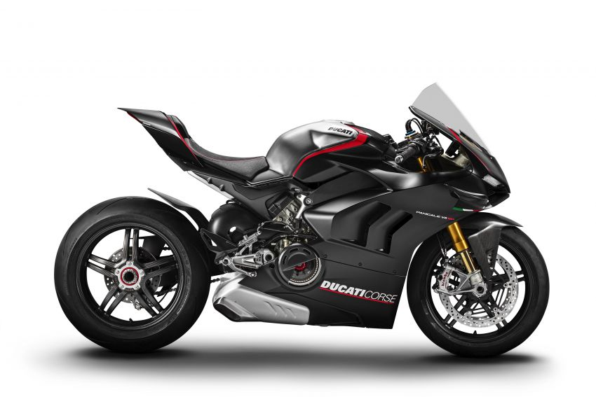 2021 Ducati Panigale V4 SP – limited edition, track only Image #1213485
