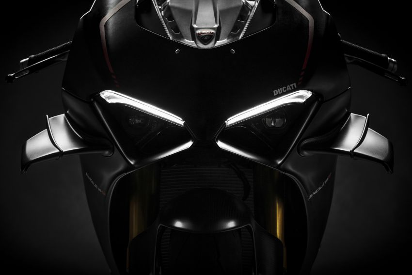 2021 Ducati Panigale V4 SP – limited edition, track only Image #1213487