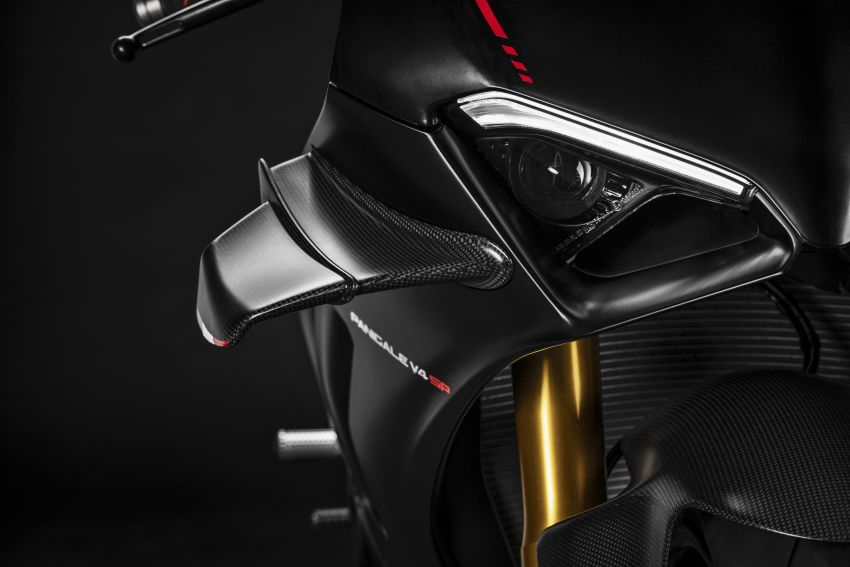 2021 Ducati Panigale V4 SP – limited edition, track only Image #1213488