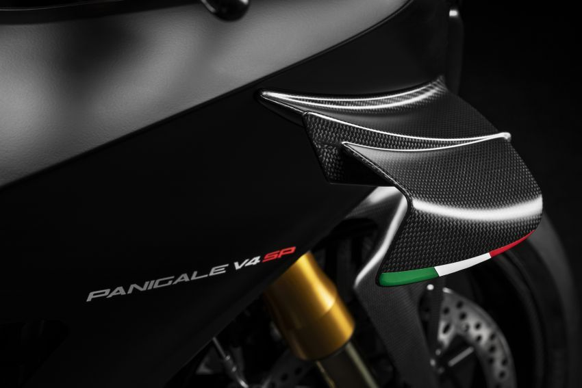 2021 Ducati Panigale V4 SP – limited edition, track only Image #1213493