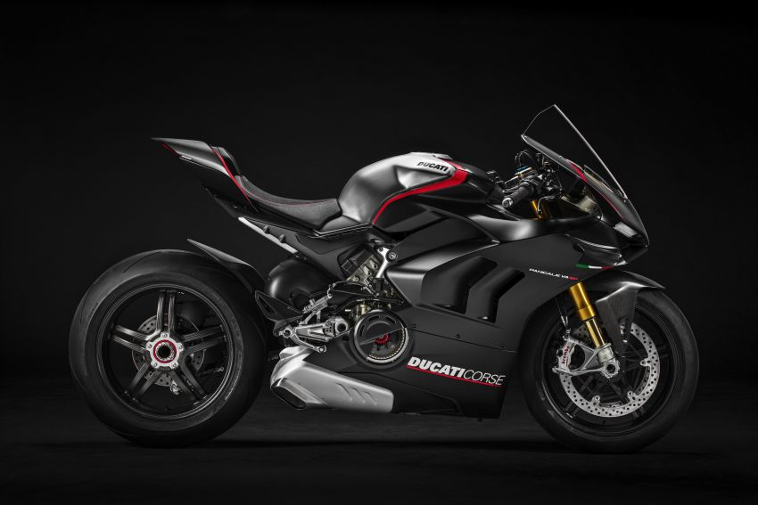 2021 Ducati Panigale V4 SP – limited edition, track only Image #1213476