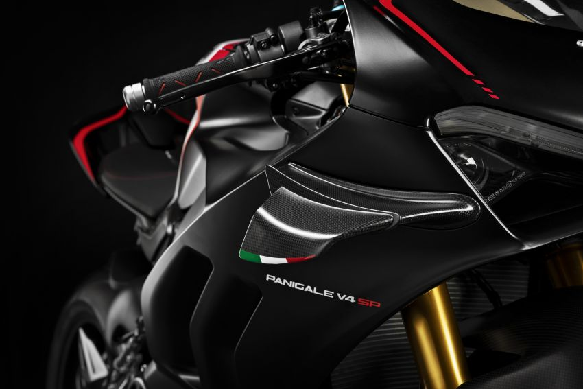 2021 Ducati Panigale V4 SP – limited edition, track only Image #1213497