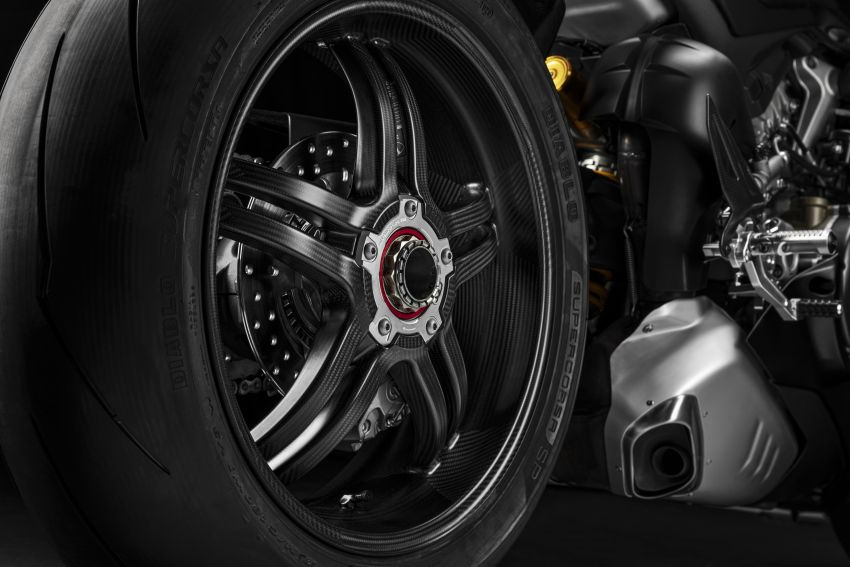 2021 Ducati Panigale V4 SP – limited edition, track only Image #1213502