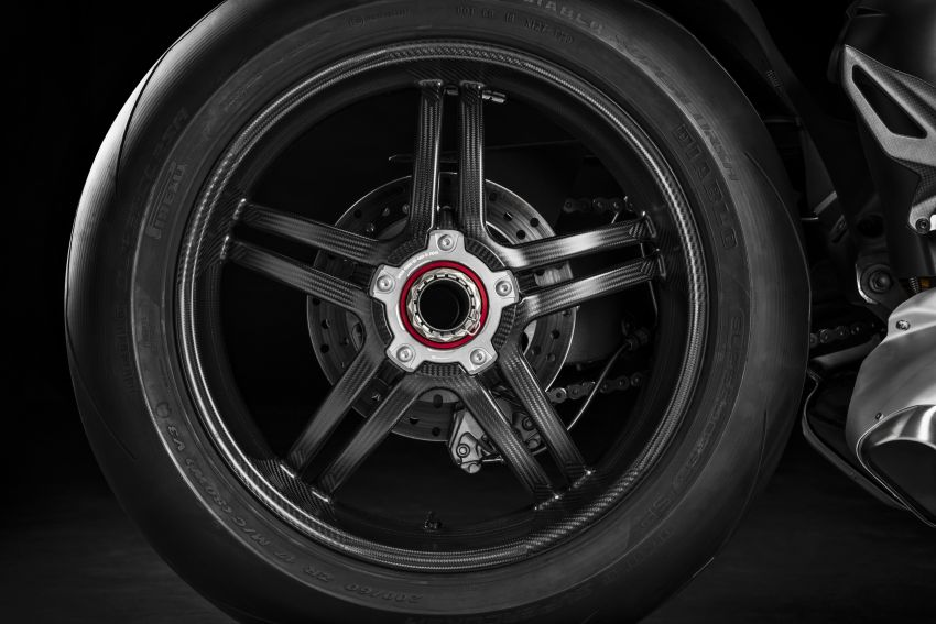 2021 Ducati Panigale V4 SP – limited edition, track only Image #1213503