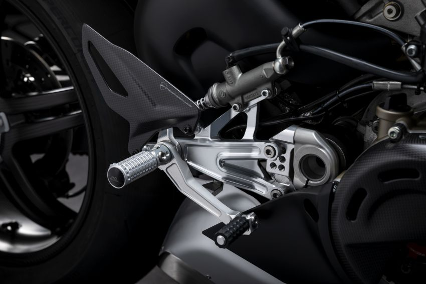 2021 Ducati Panigale V4 SP – limited edition, track only Image #1213505
