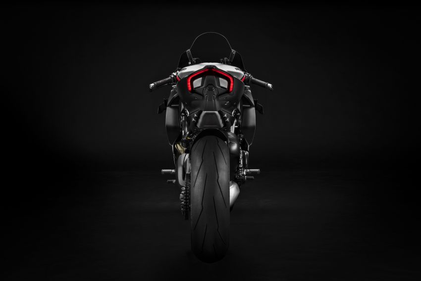 2021 Ducati Panigale V4 SP – limited edition, track only Image #1213482