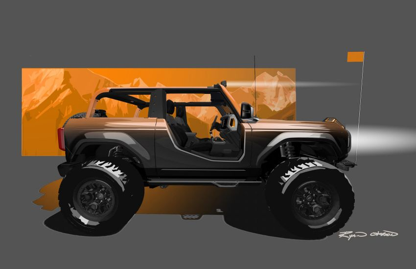 Ford to show customised F-150, Bronco, Bronco Sport, Ranger Tremor at Ford Auto Nights webcast Image #1213452