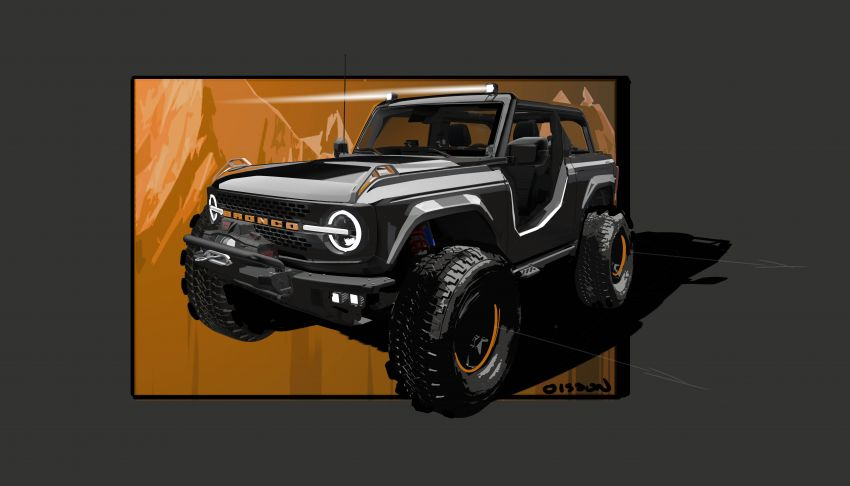 Ford to show customised F-150, Bronco, Bronco Sport, Ranger Tremor at Ford Auto Nights webcast Image #1213447