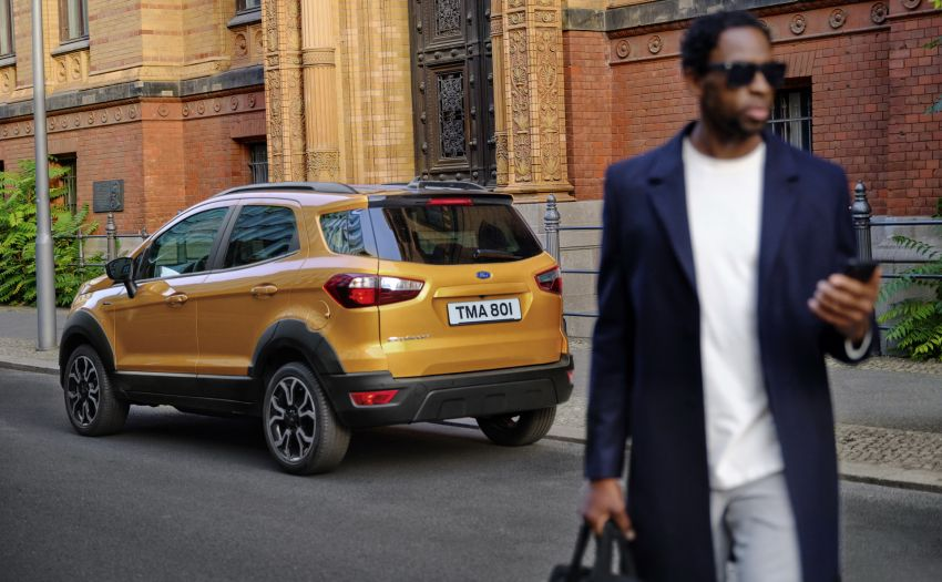 2021 Ford EcoSport Active, the rugged version debuts Image #1205739