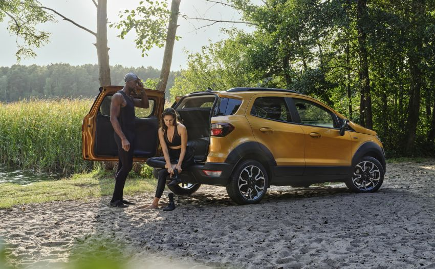 2021 Ford EcoSport Active, the rugged version debuts Image #1205726