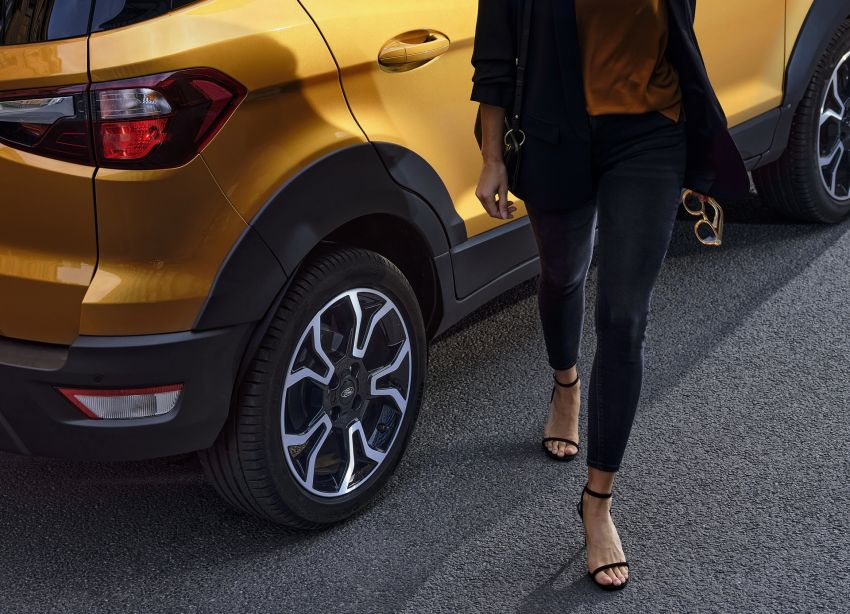 2021 Ford EcoSport Active, the rugged version debuts Image #1205727