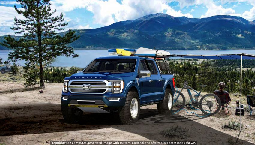 Ford to show customised F-150, Bronco, Bronco Sport, Ranger Tremor at Ford Auto Nights webcast Image #1213445