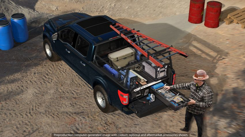 Ford to show customised F-150, Bronco, Bronco Sport, Ranger Tremor at Ford Auto Nights webcast Image #1213444